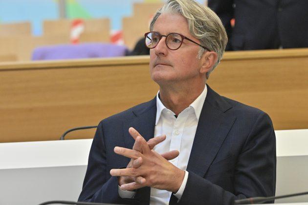 Germany Audi Trial
