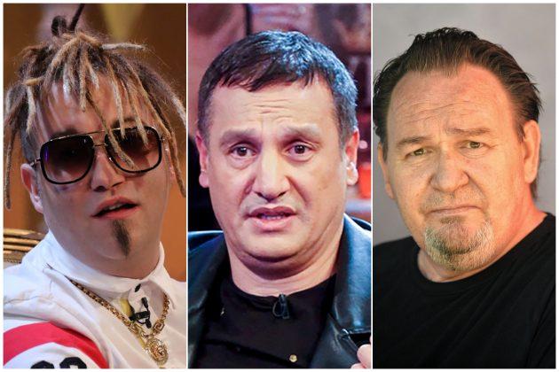 Stefan Djuric Rasta, Gazmen Gagi Djogani i Branko Vidakovic