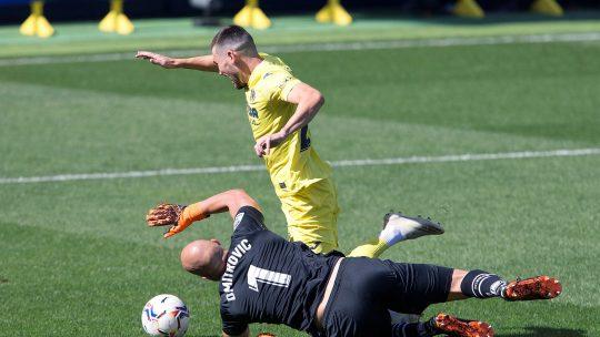 Marko Dmitrović odigrao 100. meč u La Ligi i odbranio penal za pobedu Eibara