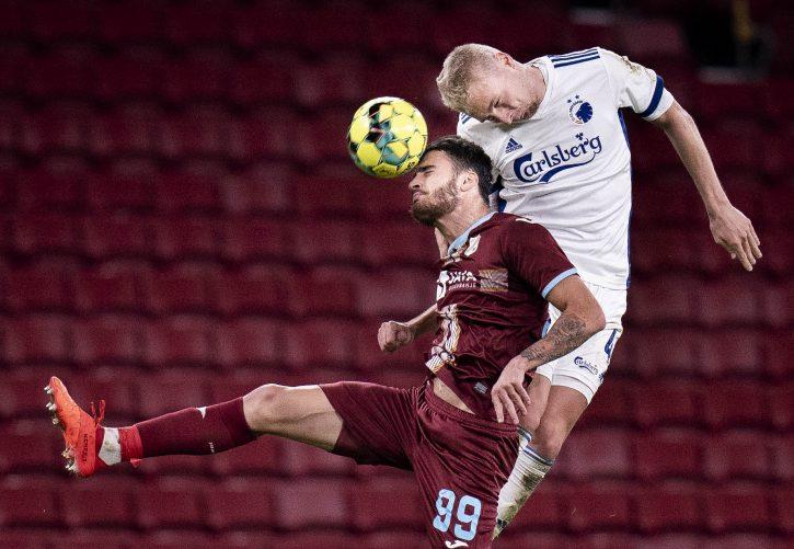 Najsmešniji gol postignut je na utakmici Kopenhagena i Rijeke u plej-ofu za Ligu Evrope