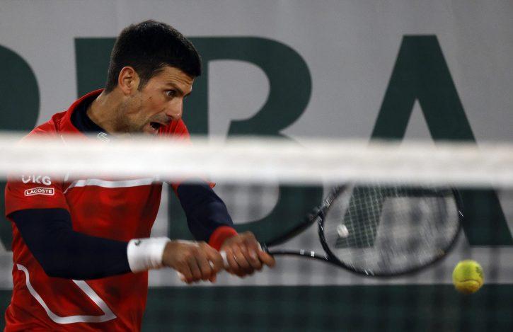 Novak Đoković dva puta u mesec dana pogodio je linijskog sudiju u glavu