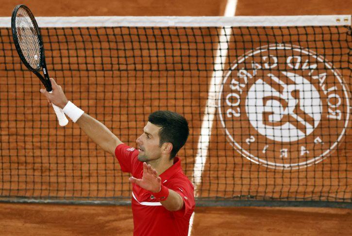 Novak Đoković ima rekordnih, 11. vezanih četvrtfinala Rolan Garosa po čemu je bolji od Rafaela Nadala
