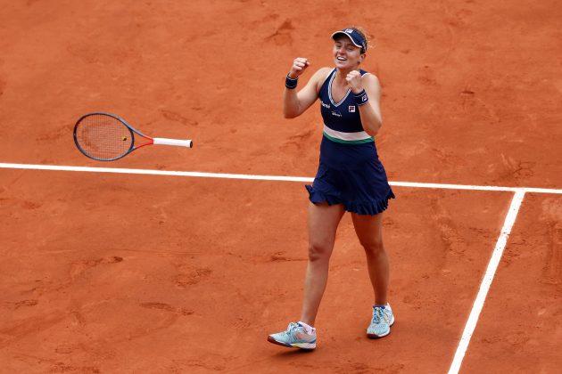 Nađa Podoroska izbacila je Elinu Svitolinu u četvrtfinalu Rolan Garosa