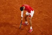 Novak Đoković napravio je previše grešaka u finalu Rolan Garosa protiv Nadala