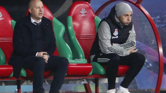 Marko Nikolić sa Lokomotivom poražen od Bajerna a malo je nedostajalo da osvoje bod