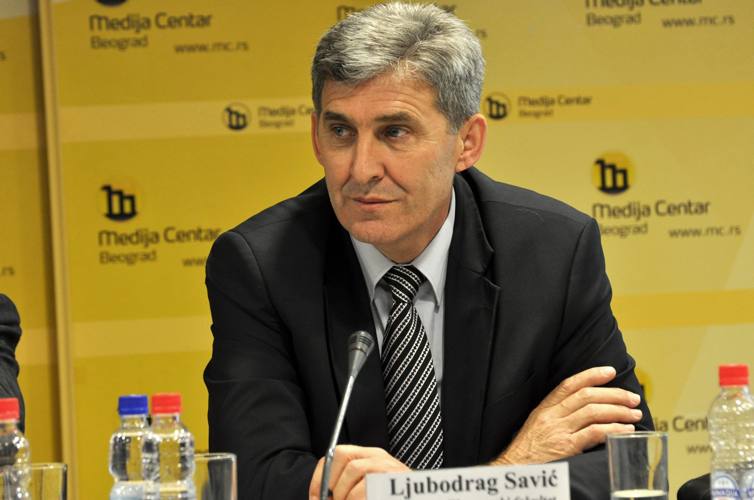 Ljubodrag Savić Foto: Medija Centar Beograd