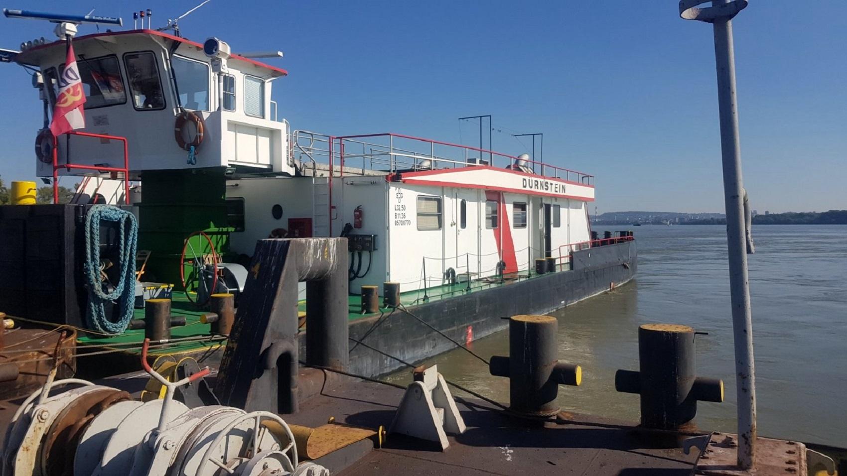 moldavski brod na kome je pronadjena neprjavljena nafta