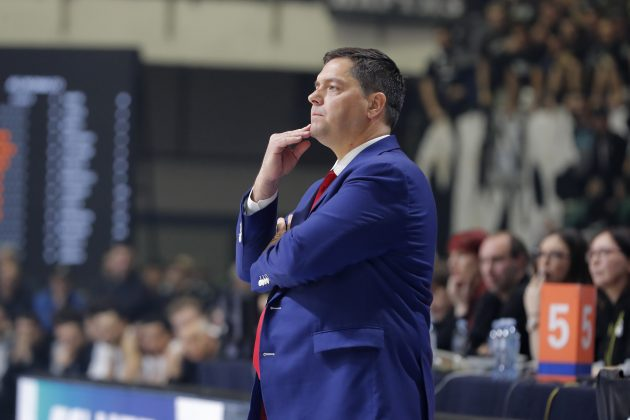 Sašo Filipovski biće novi trener Partizana