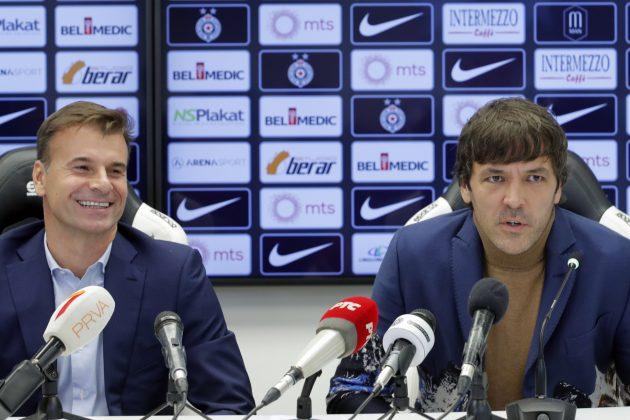 Stanojević i Stojković o Zvezdi pred 163. večiti derbi