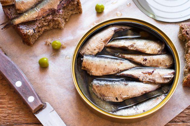 tunjevina i sardina