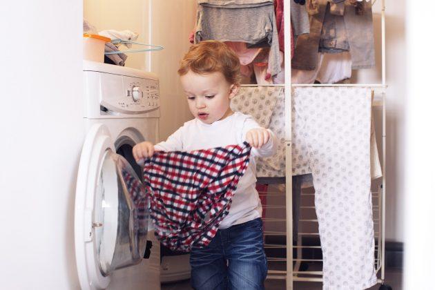 kućni poslovi za decu