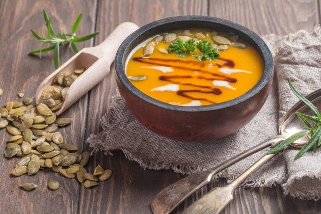 krem supa od bundeve