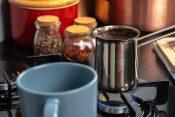 kuvanje turske kafe