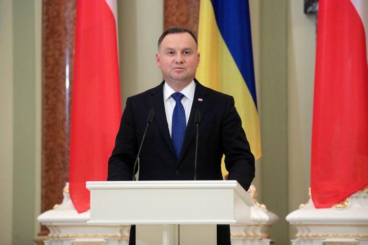 predsednik poljske
