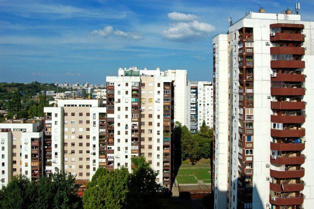 أسعار الشقق في صربيا
