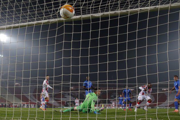 Crvena zvezda ostvarila je najubedljiviju pobedu u 2. kolu Lige Evrope