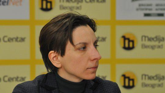Dragoslava Barzut Foto: Medija Centar Beograd