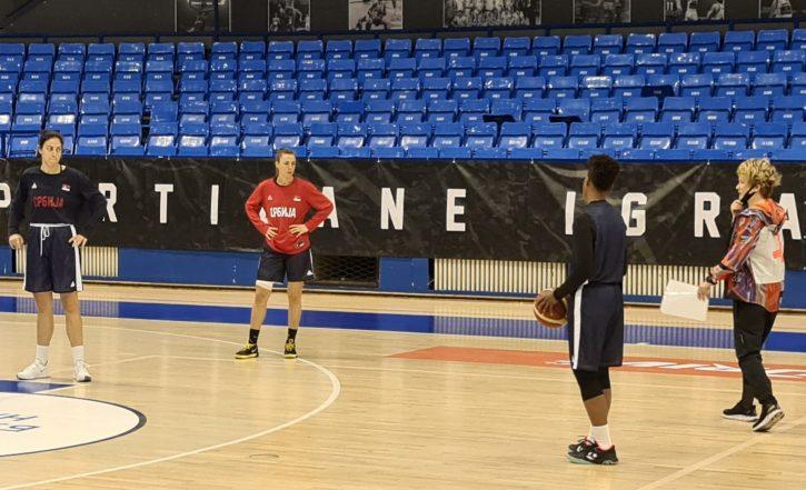 Amerikanka Ivon Anderson nova je košarkašica reprezentacije Srbije