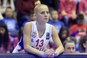 Rasistički napad Milice Dabović povodom Amerikanke Ivon Anderson u reprezentaciji Srbije