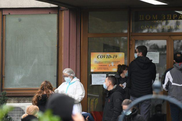 kovid ambulanta koronavirus Foto: Vesna Lalić/Nova.rs