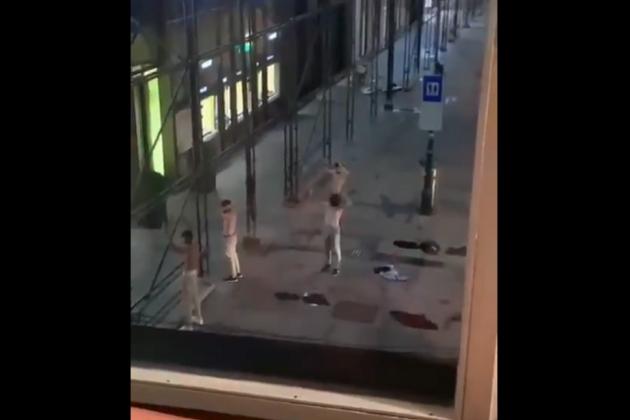 Predaja napadača u Beču