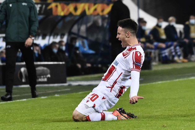 Gol Njegoša Petrovića najbrži ove sezone u Ligi Evrope