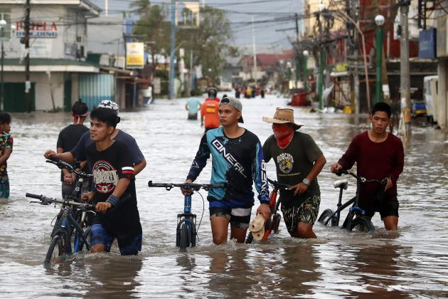 tajfun na filipinima