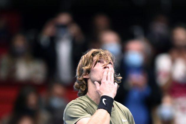 Andrej Rubljov osvojio je Beč, što mu je peti trofej ove sezone, po čemu je ispred Novaka Đokovića u 2020.