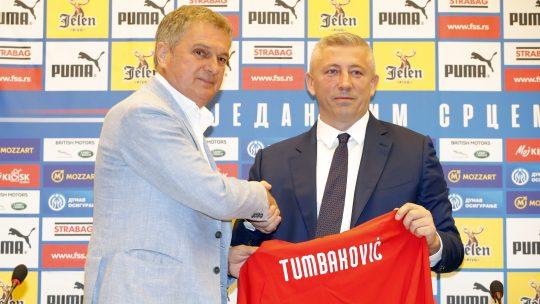 Ljubiša Tumbakoviću, da se ne ljubimo, i povedi sa sobom Slavišu Kokezu