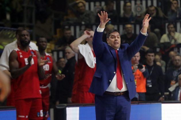 Sašo Filipovski novi trener košarkaša Partizana