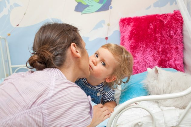 uspavljivanje dece