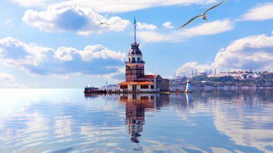 Bosfor u Istanbulu