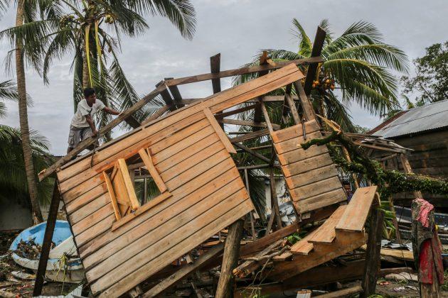 uragan u gvatemali