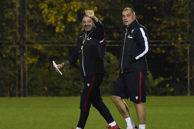 Dejan Stanković ne vodi Crvenu zvezdu ni protiv Genta