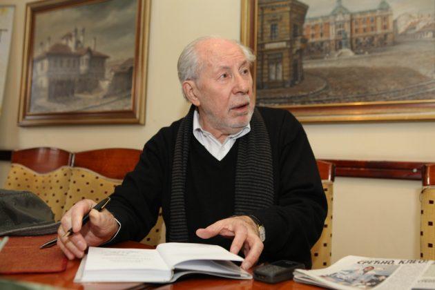 Dragoslav Mihailović Foto: Zoran Lončarević
