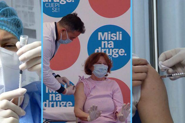 Krenula masovna vakcinacija u Evropi
