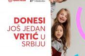 Fondacija Novak Đoković i kompanisa Donesi