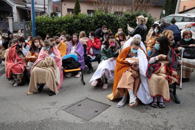 zemljotres zagreb majke bebe