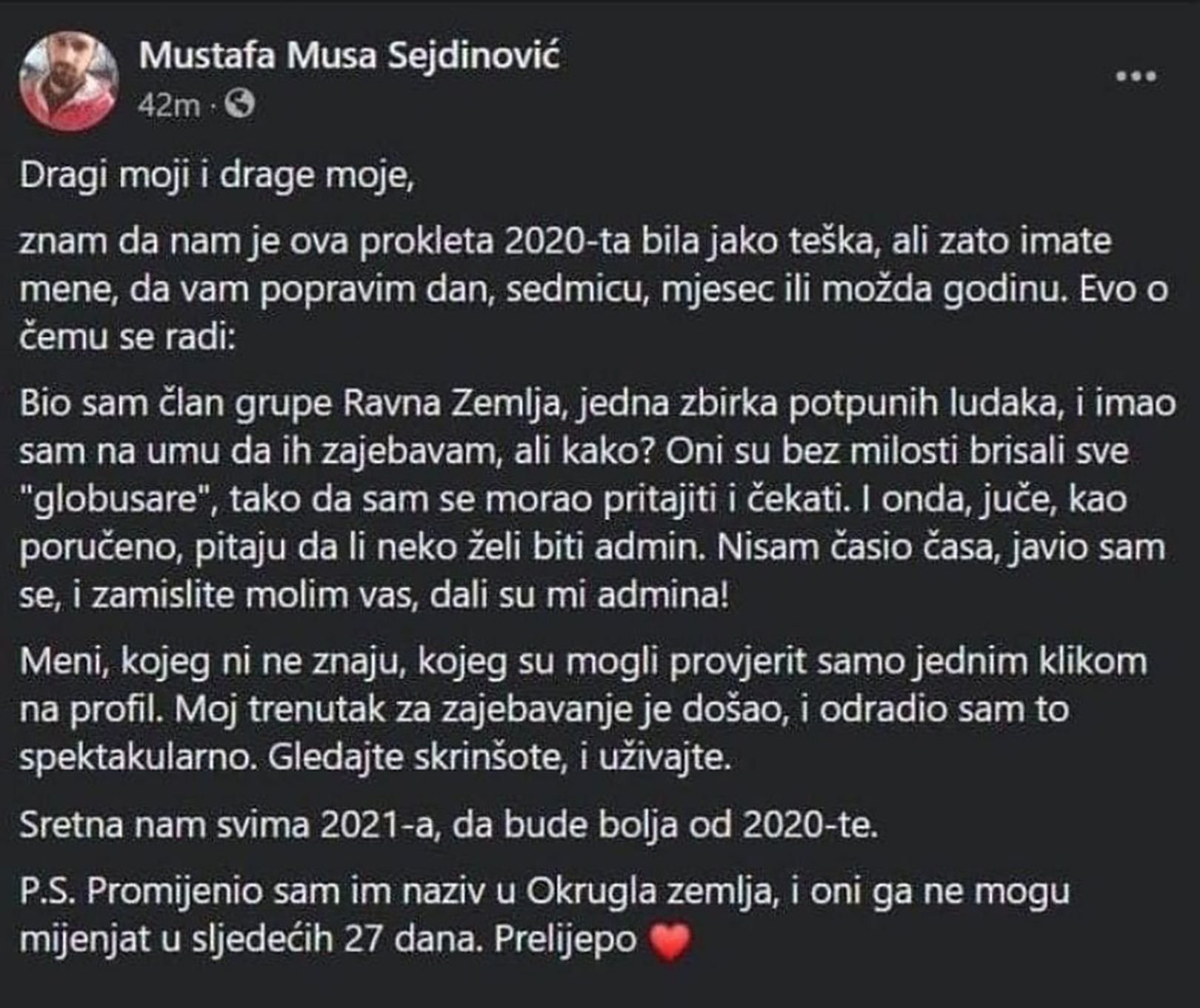 Mustafa Musa Sejdinovic