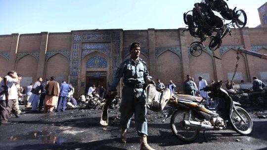 avganistan bomba