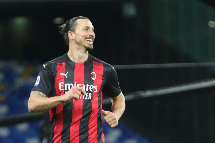 Zlatan Ibrahimović, prva zvezda Milana sa kojim će Zvezda igrati u Ligi Evrope