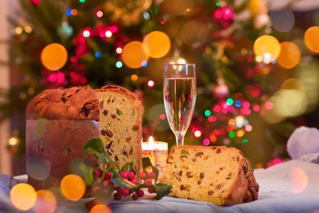 božićni kolač panetone recept