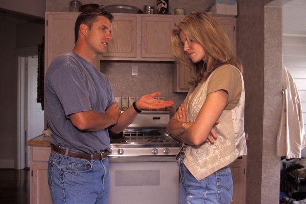 svađa u braku