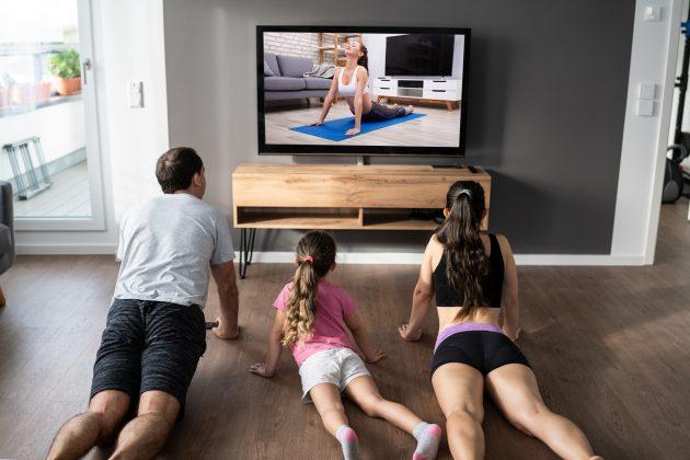Vežbanje kod kuće