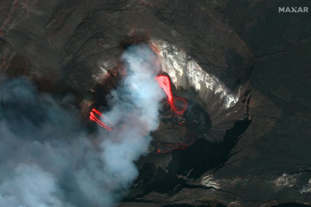 vulkan havaji