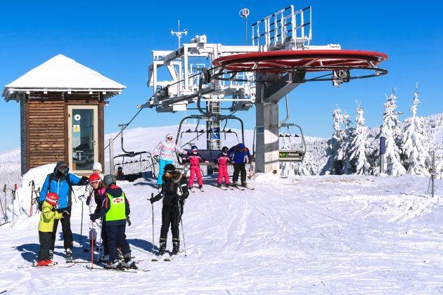 sneg planine nova godina