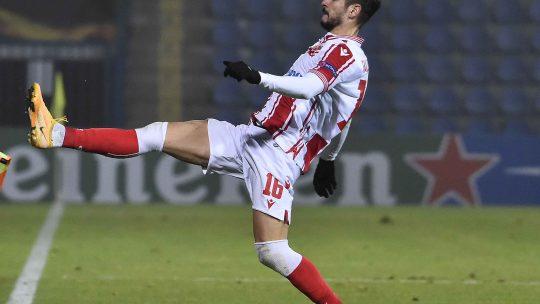 Dijego Falčineli o Milanu u Ligi Evrope