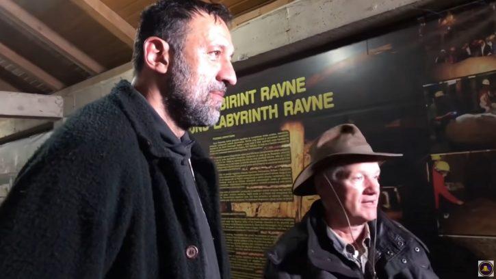 I Vlade Divac posetio Bosanske piramide kao Novak Đoković