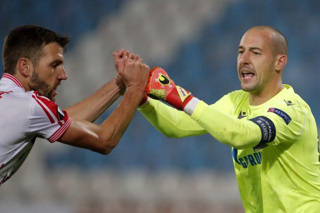 Borjan najbolji golman Lige Evrope