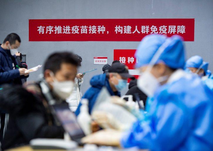 kineska vakcina protiv korone
